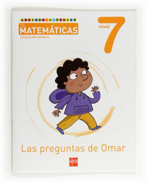 Aprendo a pensar con matematicas 7 5años 12
