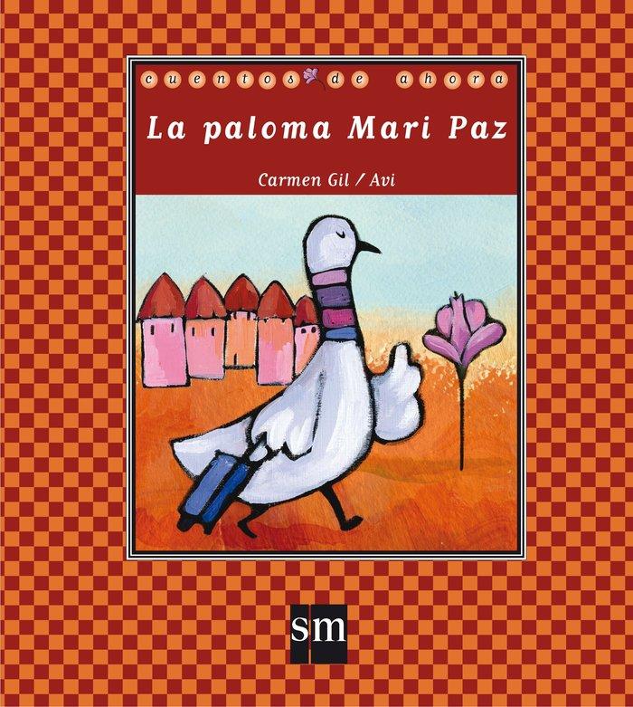Paloma mari paz,la