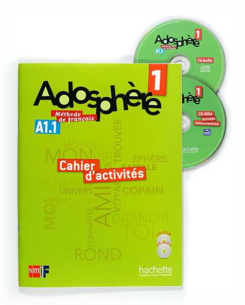 Adosphere 1ºeso cahier 11