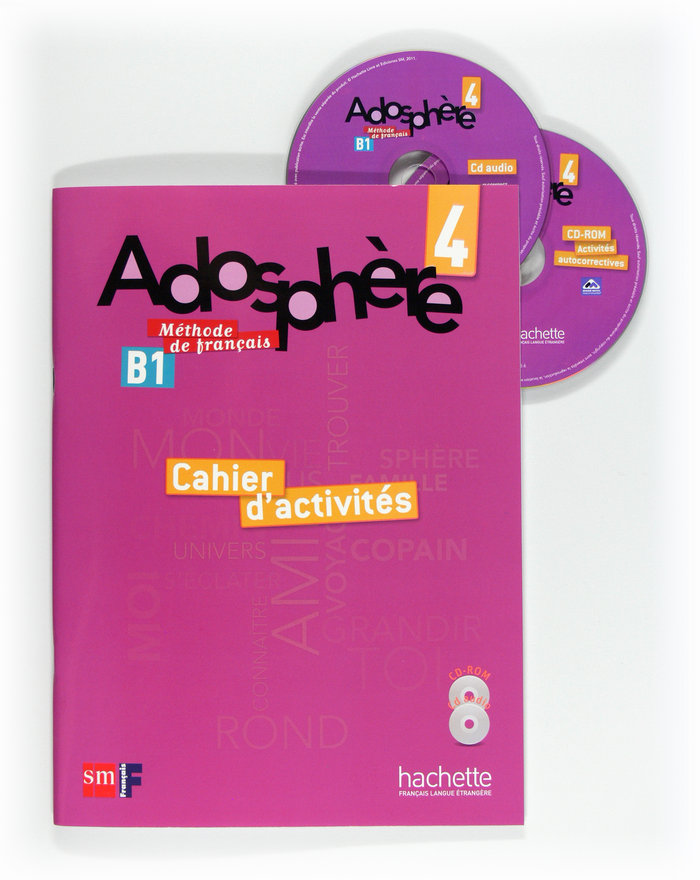 Adosphere 4ºeso cahier 11