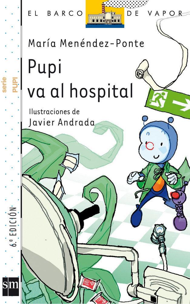 Pupi va al hospital bvb