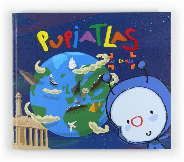 Pupi atlas del mundo