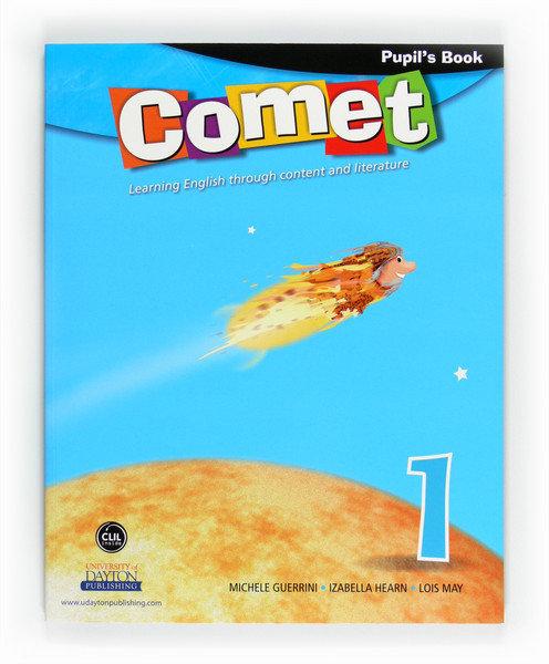 Comet 1ºep st+cd 11 andalucia