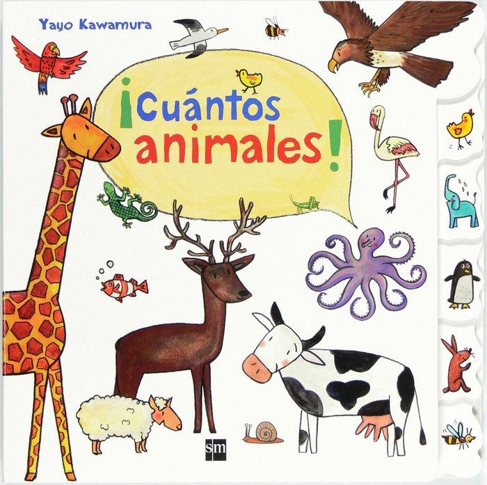 Cuantos animales
