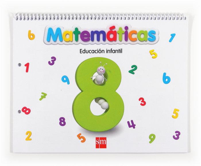Matematicas nivel 8 5años 13