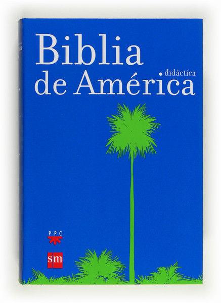 Biblia didactica de america flexible