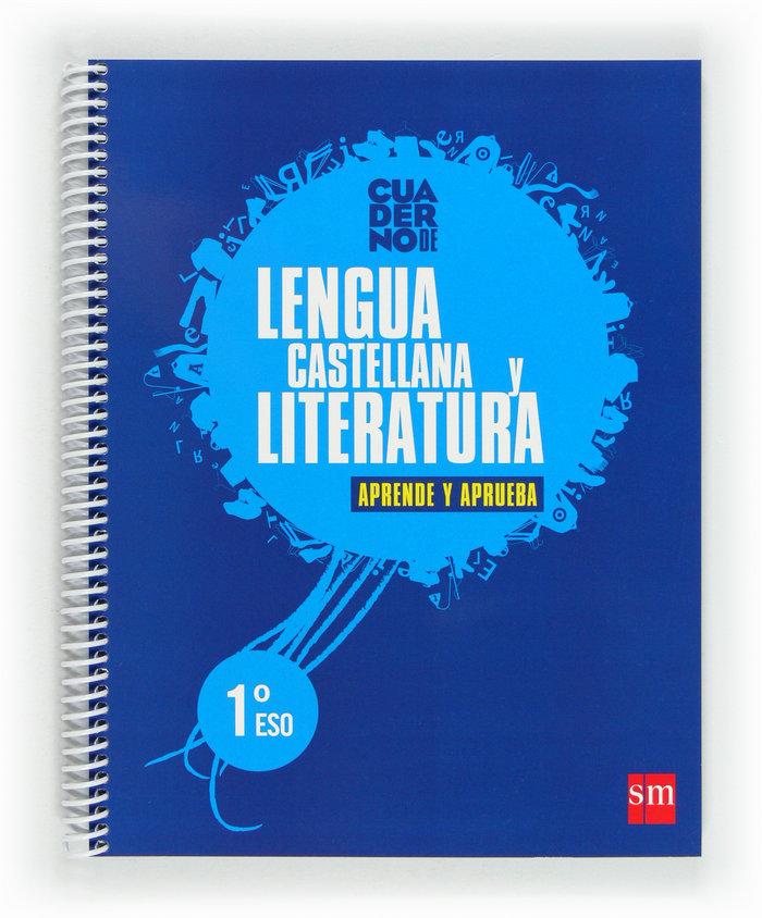 Cuaderno lengua 1ºeso aprende y aprueba 12