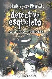 Detective esqueleto 5 ataduras mortales