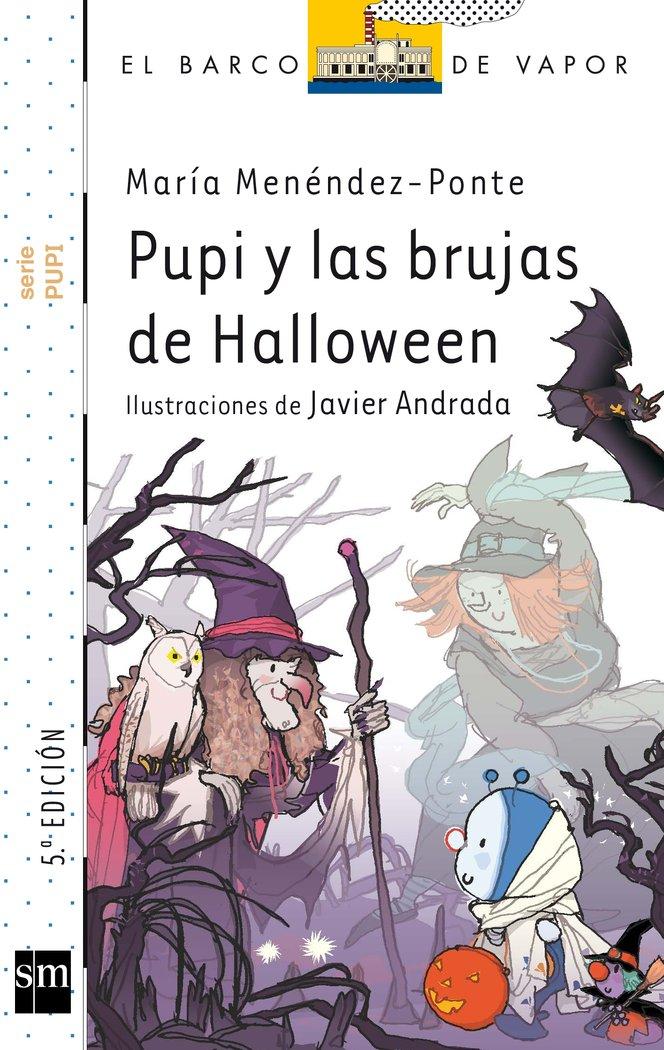 Pupi y las brujas de halloween vpb