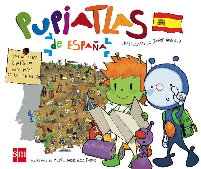 Pupi atlas de españa