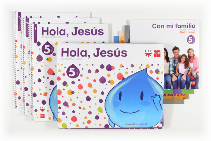 Hola jesus 5años 13