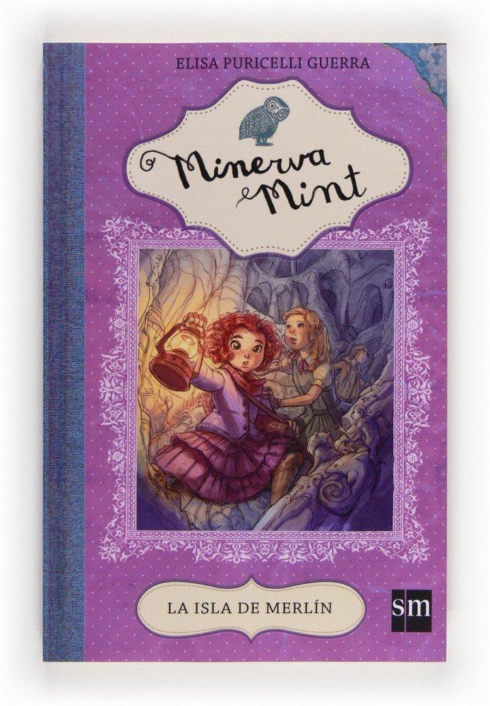 Minerva mint 2 la isla de merlin