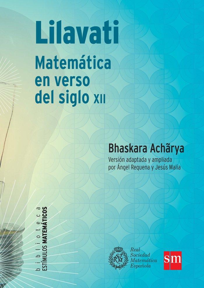 Lilavati matematica en verso del si.xii