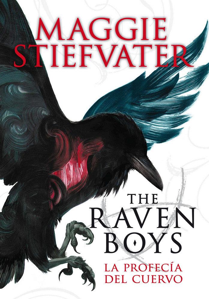 The raven boys 1 la profecia del cuervo,the