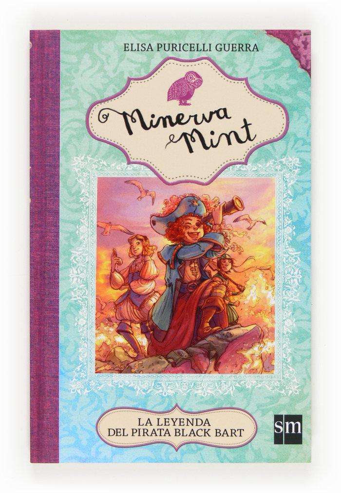 Minerva mint 3 la leyenda del pirata black bart
