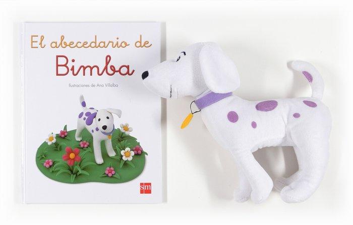 Abecedario de bimba,el (mascota metodo guau 5 años)
