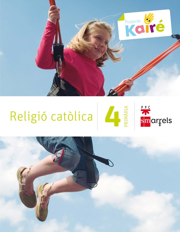 Religio catolica. 4 primaria. kaire
