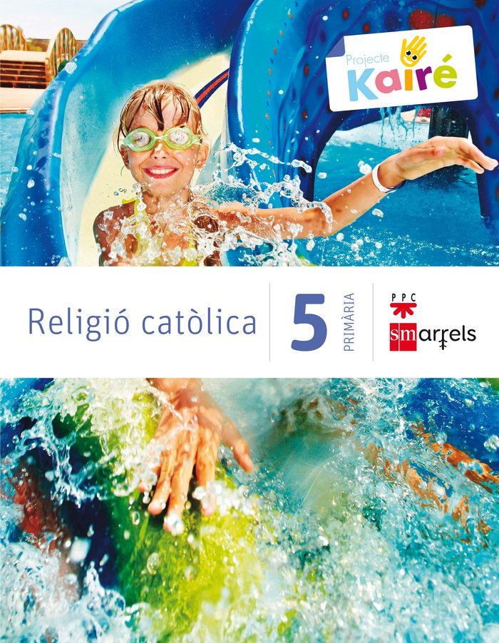 Religio catolica. 5 primaria. kaire