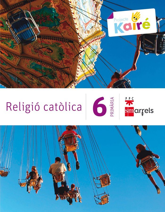 Religio catolica. 6 primaria. kaire