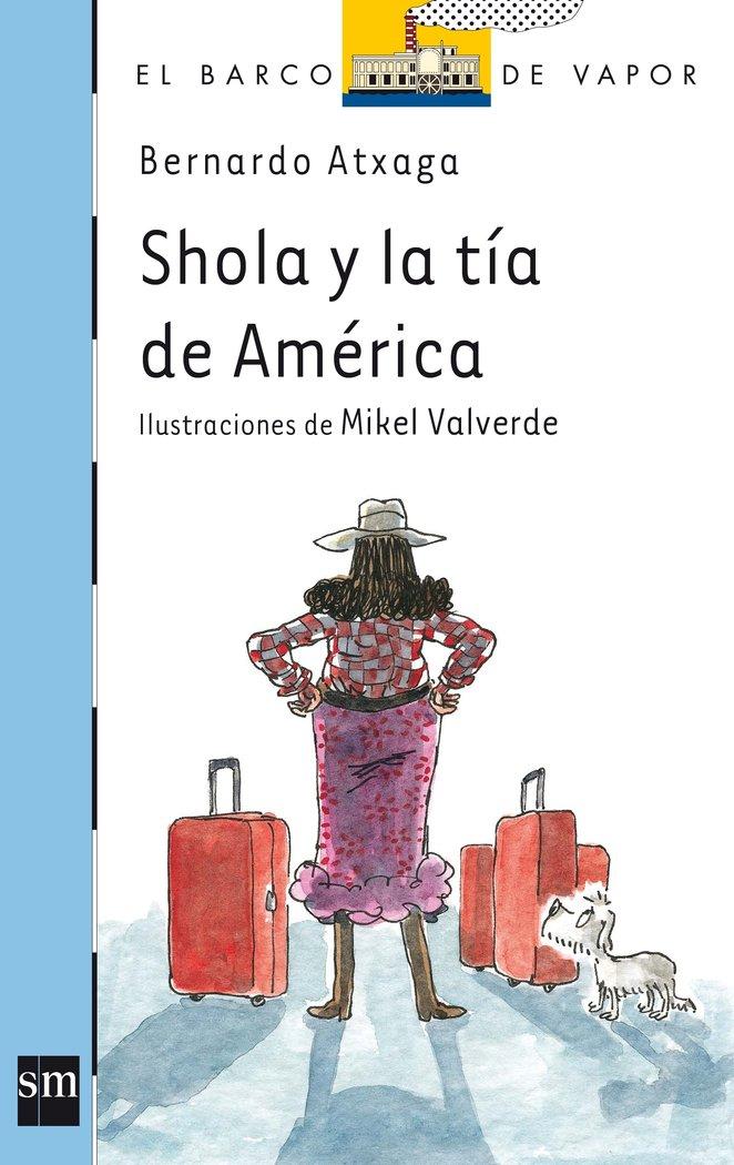 Shola y la tia de america bva
