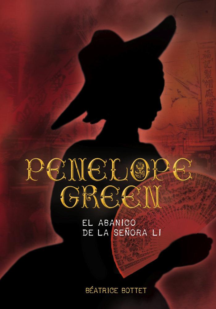 Penelope green el abanico de la señora li