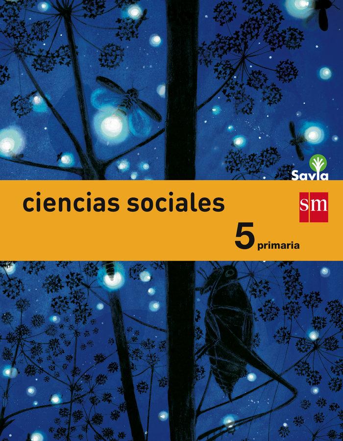 Ciencias sociales 5ºep gral.integrado savia 14   s