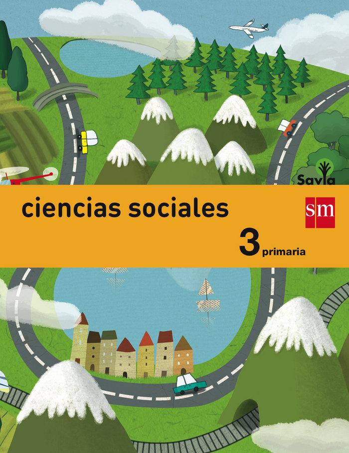 Ciencias sociales 3ºep integrado savia 14