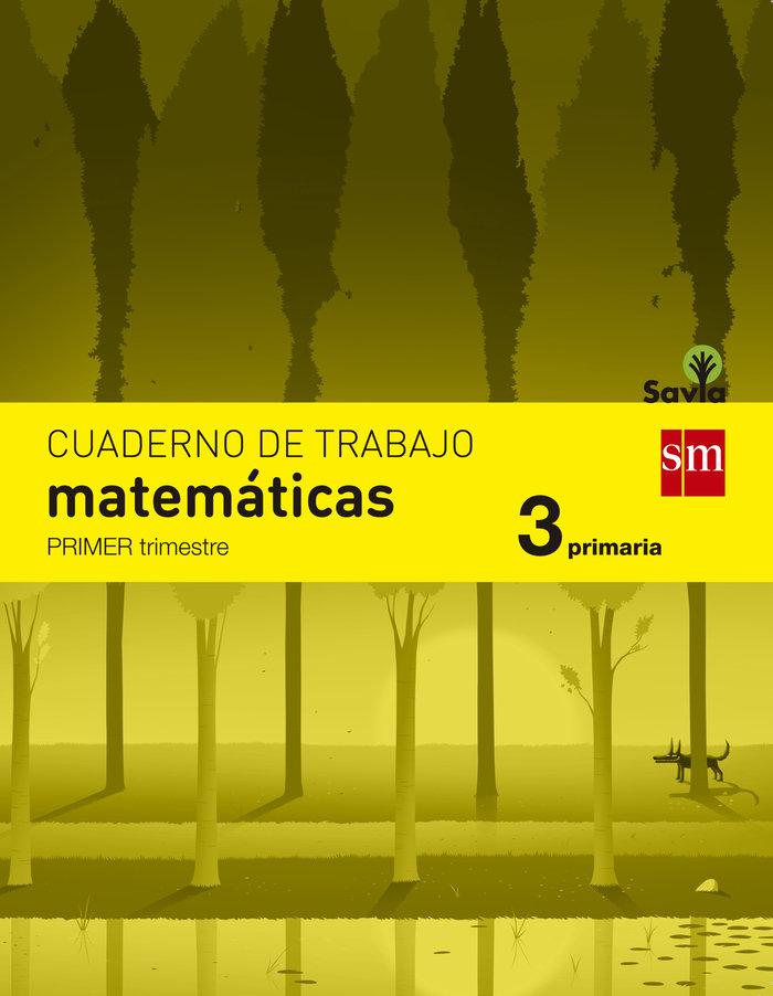 Cuaderno matematicas 1 3ºep savia 14