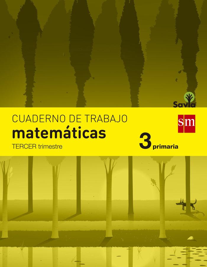 Cuaderno matematicas 3 3ºep savia 14