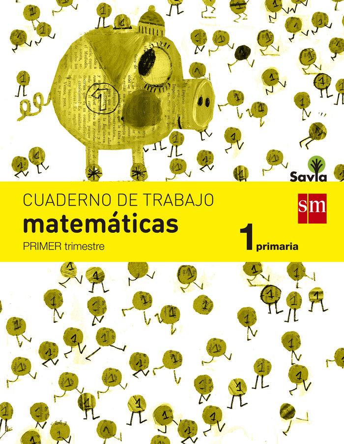 Cuaderno matematicas 1 1ºep savia 14