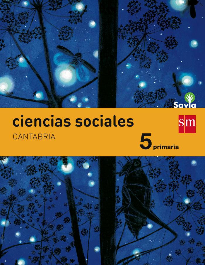 Ciencias sociales 5ºep cantabria savia 15