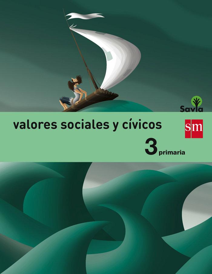 Valores sociales y civicos 3ºep savia 14