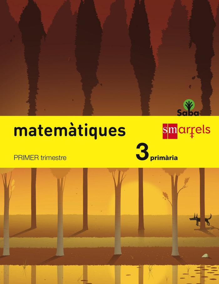 Matematiques. 3 primaria. saba
