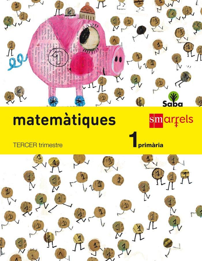 Matematiques. 1 primaria. saba