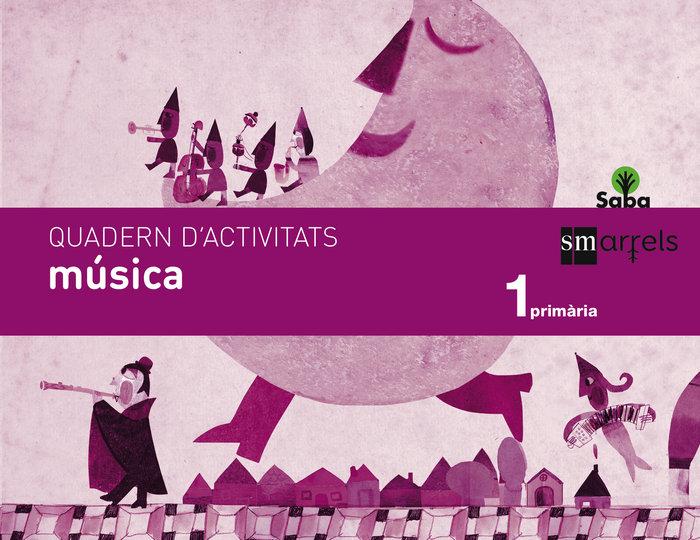 Quadern musica. 1 primaria. saba