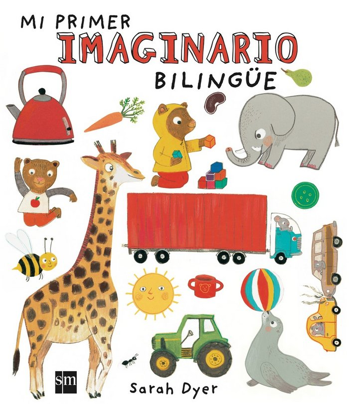 Mi primer imaginario bilingue