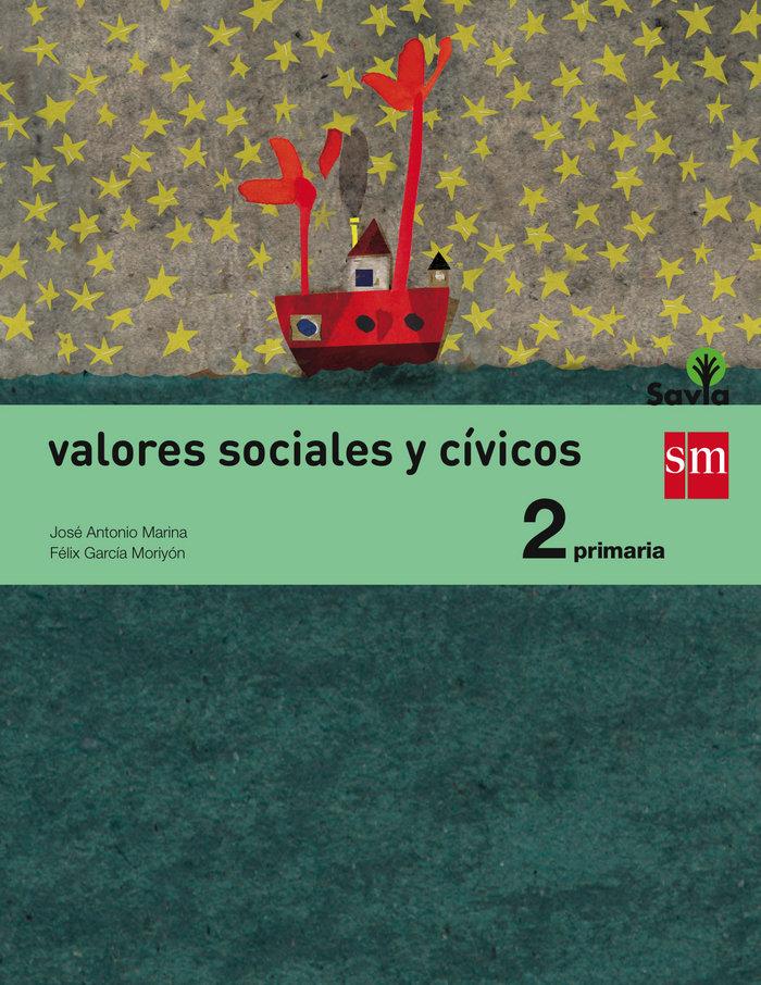 Valores sociales civicos 2ºep savia 15