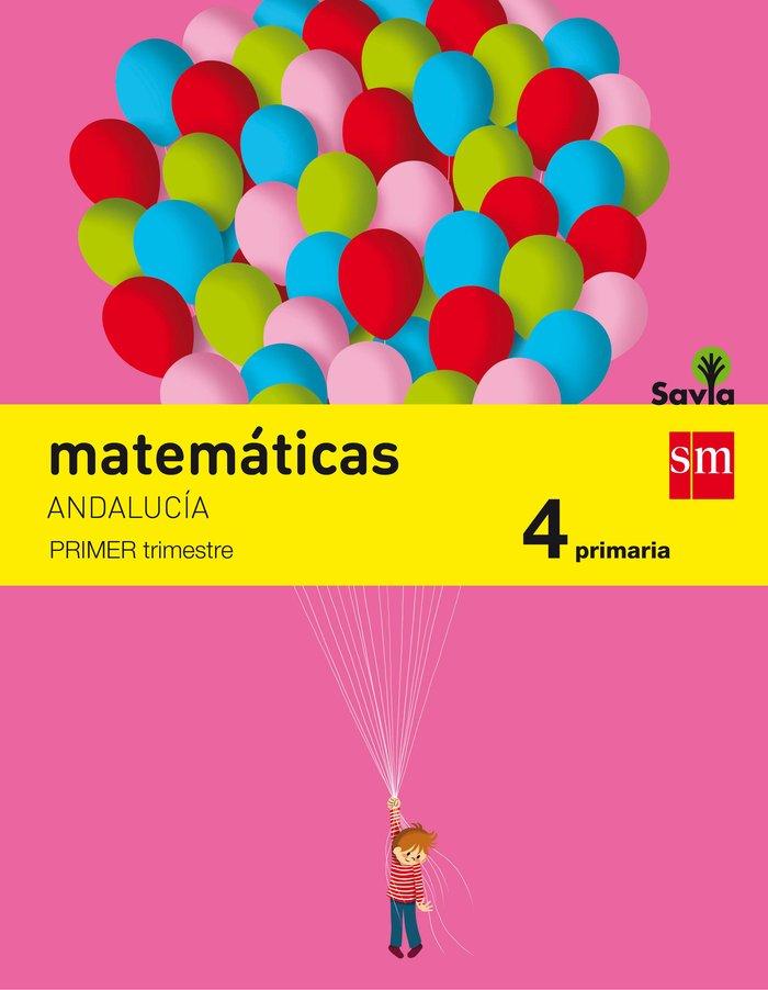 Matematicas 4ºep trimestres andalucia 15 savia