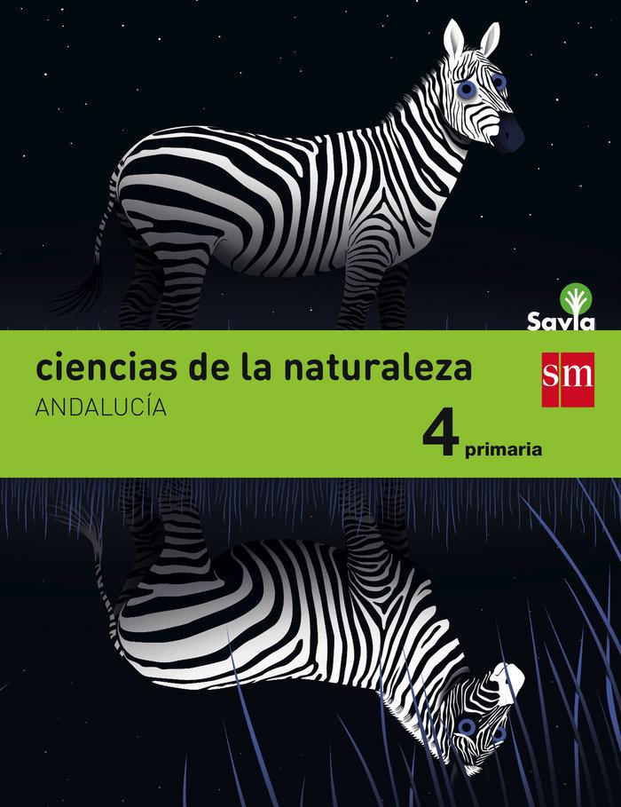Ciencias naturaleza 4ºep integrado andaluc.15 savi