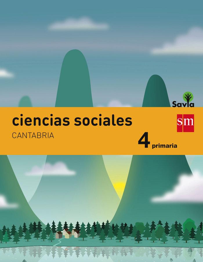 Ciencias sociales 4ºep cantabria 15 savia integra.