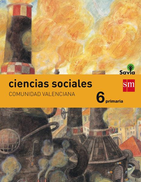 Ciencias sociales 6ºep valencia savia 16