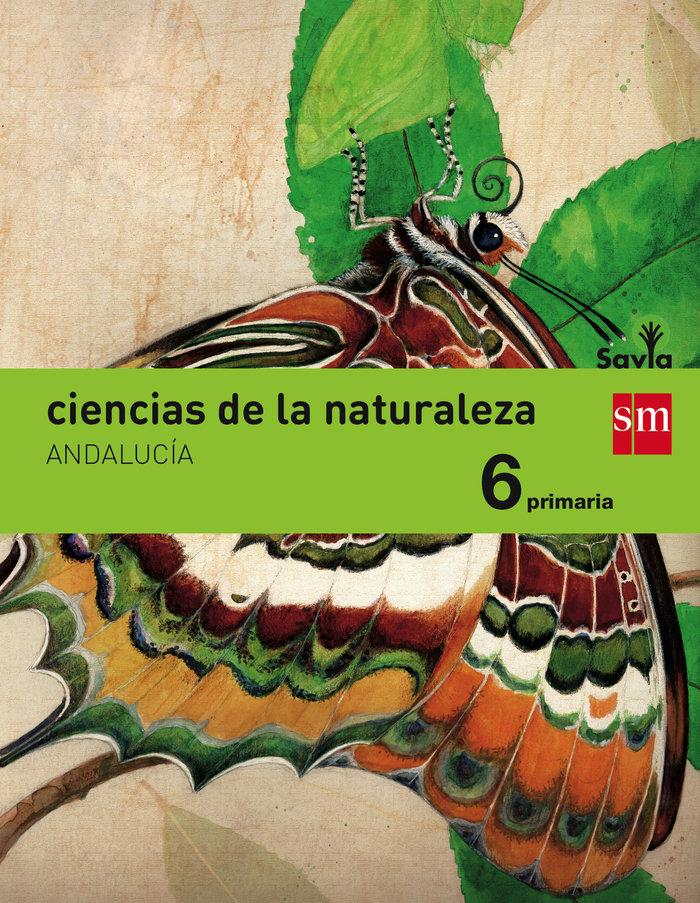 Ciencias naturaleza 6ºep integrado andalu.15 savia