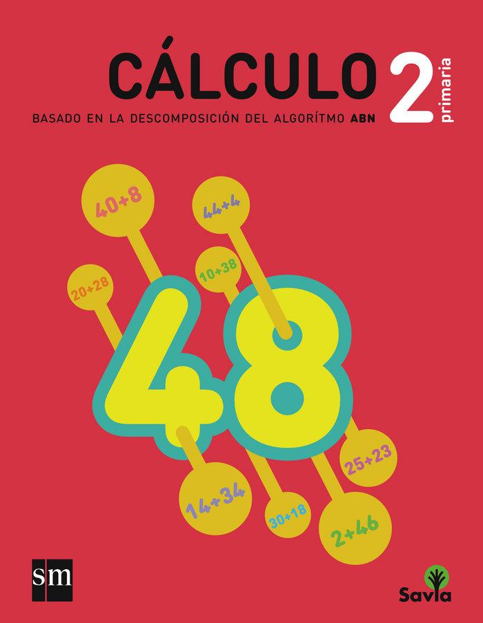 Cuaderno matematicas 2ºep calculo abn 15 savia