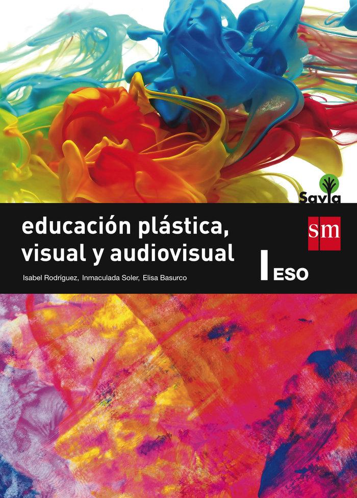 Educacion plastica visual audio.1ºeso 15 savia