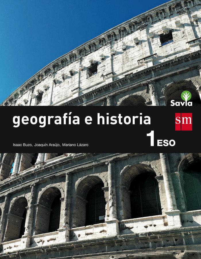Geografia historia 1ºeso mec savia 15