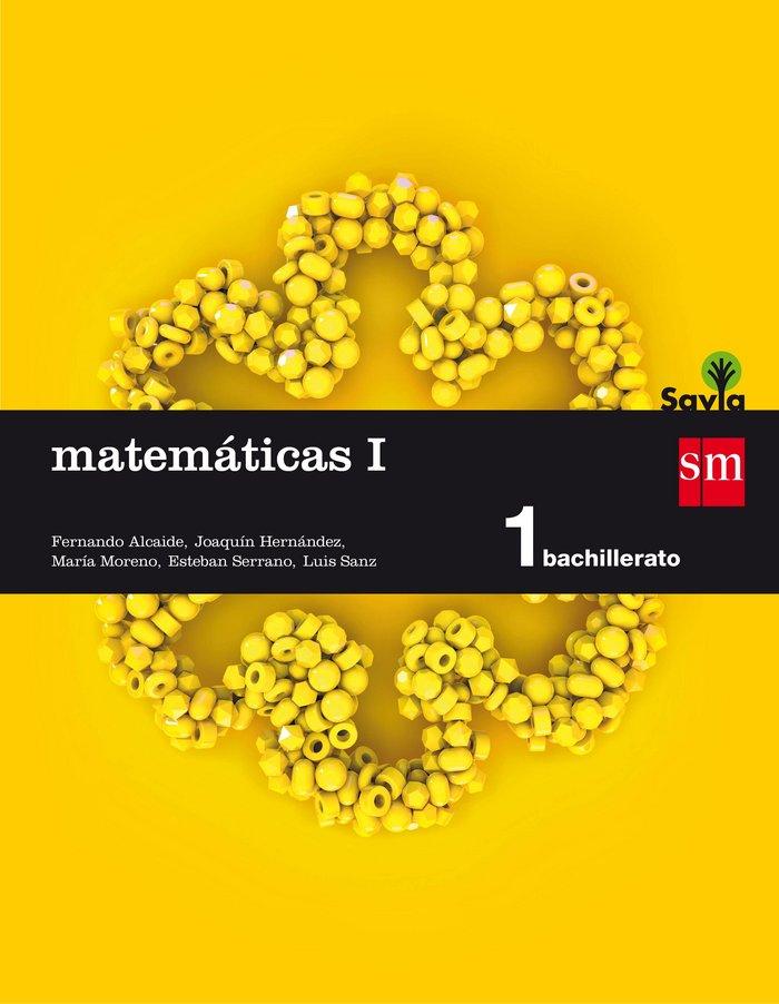 Matematicas 1ºnb ccnn i savia 15