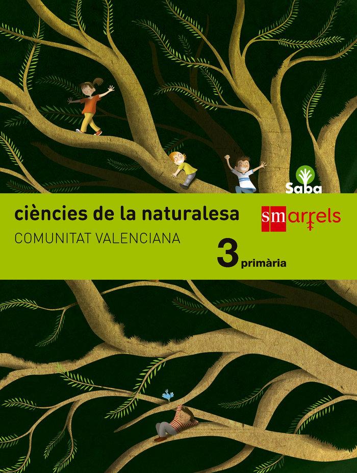 Ciencies de la naturalesa. 3 primaria. saba