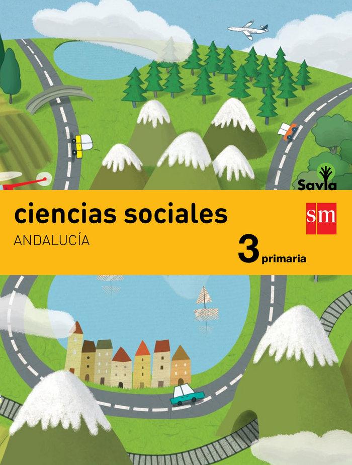 Ciencias sociales 3ºep integrado 15 andalu.savia