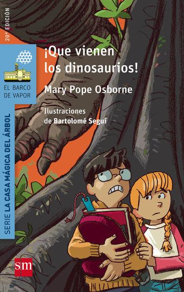 Que vienen los dinosaurios bvan