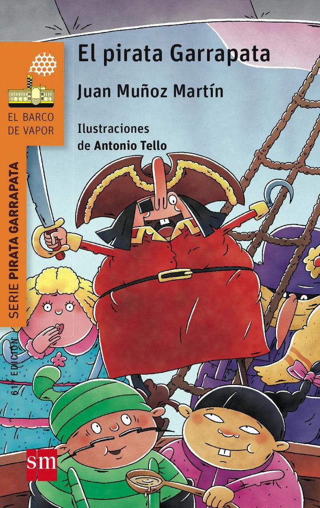 Pirata garrapata,el bvnn